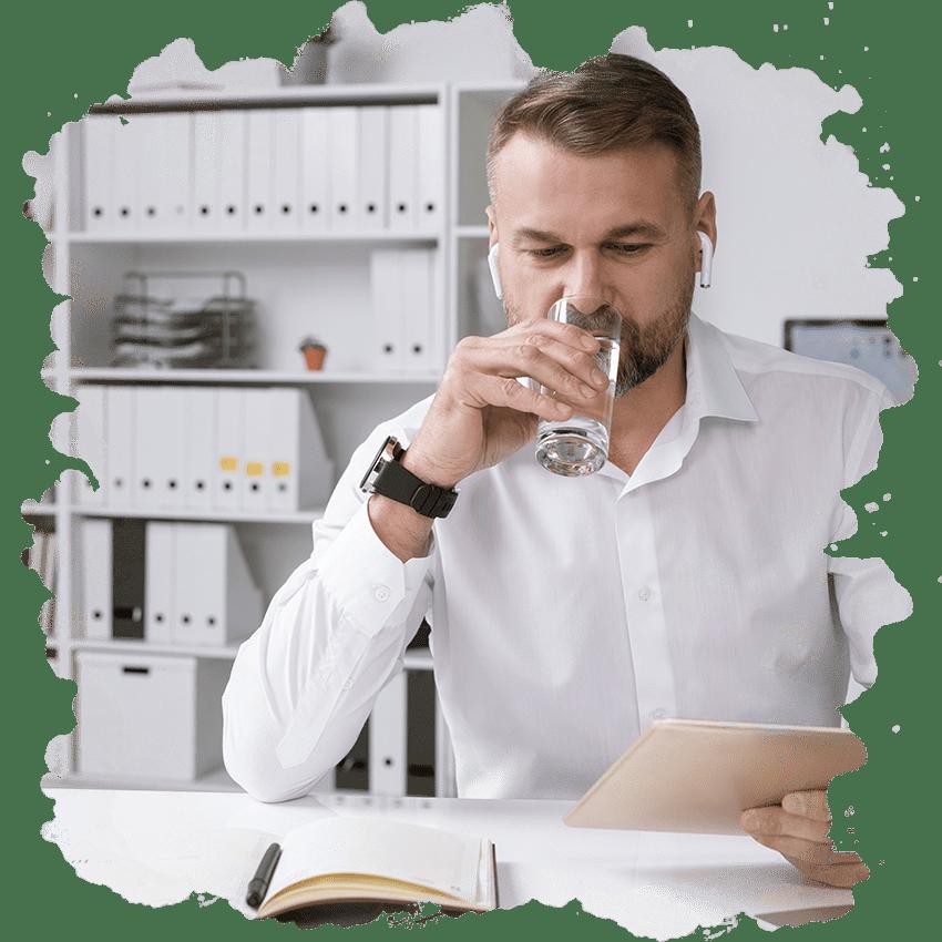 Заказать воду в офис Запорожье